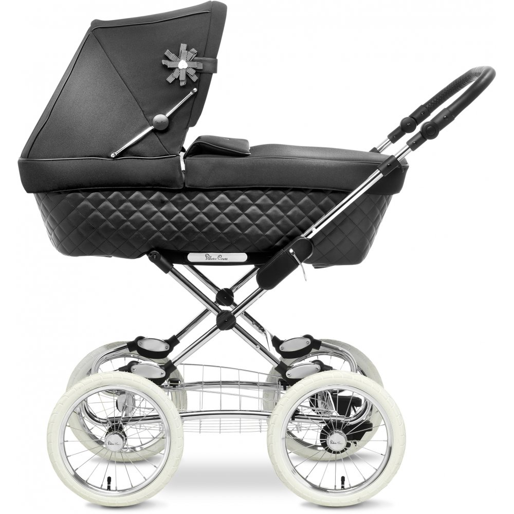 Silver Cross Elegance Buggy Board Silver Cross Silver Cross Sleepover Elegance Black 2015