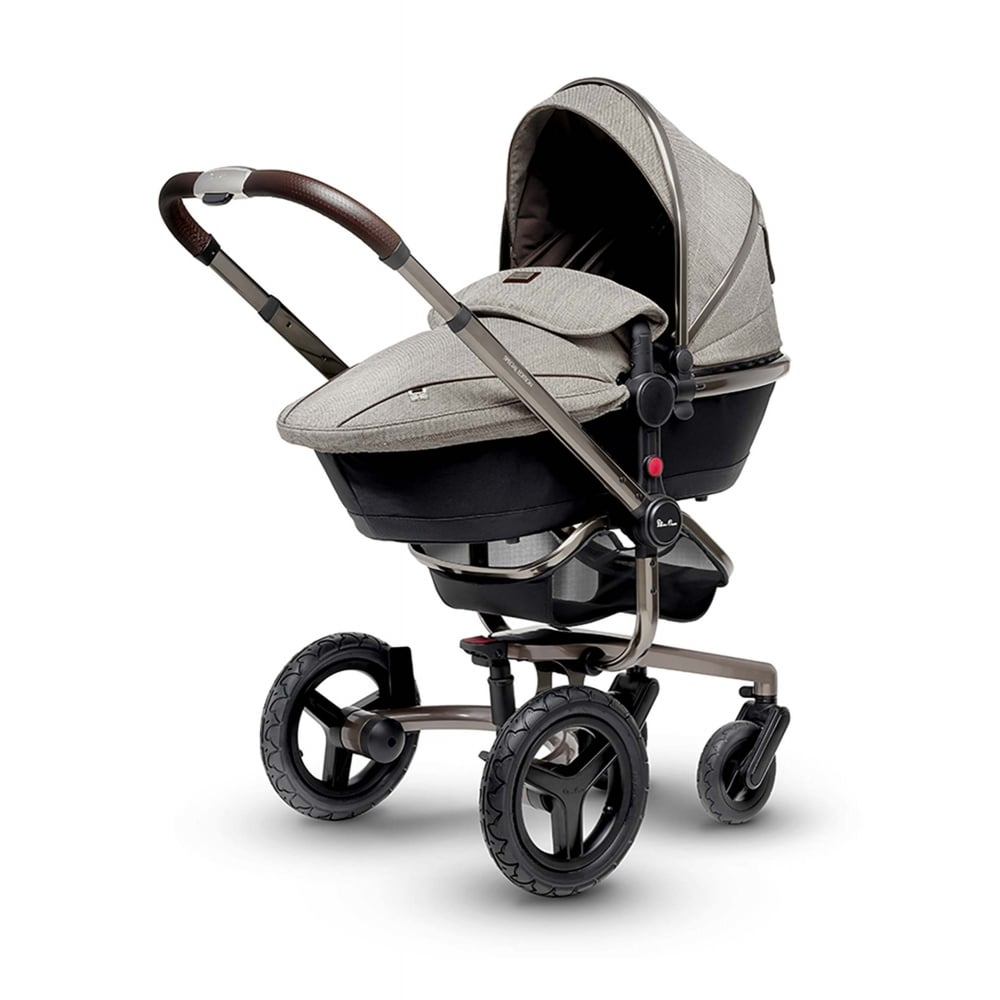 Kinderwagen Bugaboo Special Edition Silver Cross Surf Expedition Special Edition Pram