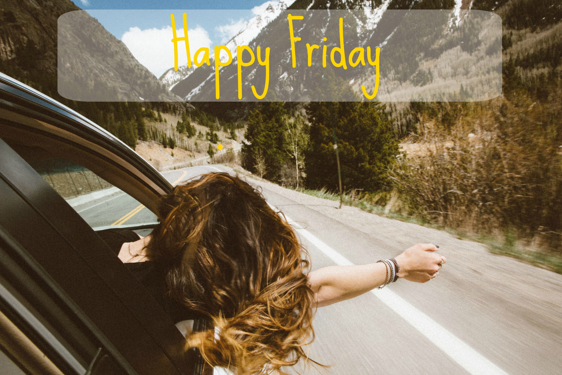 Happy Friday V13.7 {Link Up}