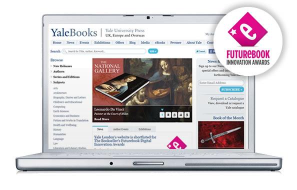 Yale Books Futurebook Award shortlist