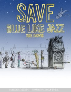 save blue like jazz the movie