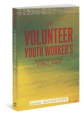 volunteer youth worker.small groups