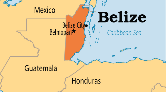 Belize in the Lord with all your heart