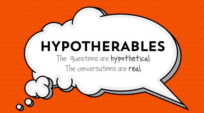 We We Published This: Hypotherables