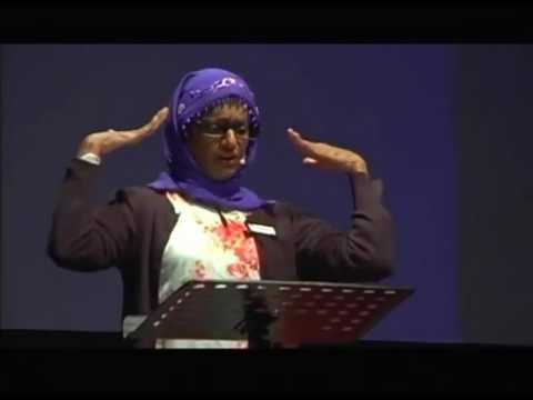 Puan Badariah Talks to Mr TED : Jo Kukathas at TEDxKL 2012