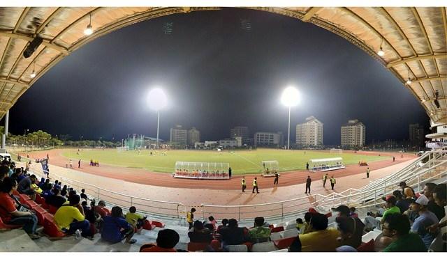 Ministry of Finance vs KLFA. @CityBoys12 #FACup