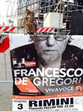 Francesco De Gregori - Vivavoce Tour 2015