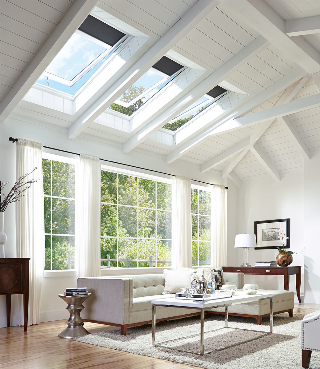 Skylight Tube A Homeowner S Guide To Skylights And Roof Windows Hunker