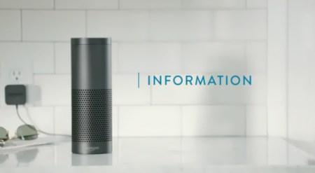 Amazon Echo (PHOTO CREDIT: Amazon)