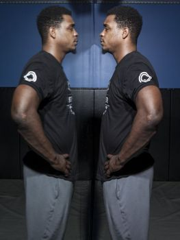 Drafted in the third round by the Miami Dolphins, then suspended for a year for violating the NFL substance abuse policy, Dion Jordan has been on a journey of self discovery which he shares with USA TODAY. USA TODAY Sports
