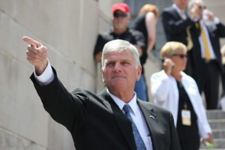 FRANKLIN GRAHAM. PHOTO BY MATT JOHNSON ON FLICKR/CREATIVE COMMONS