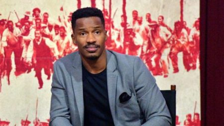 Getty / Nate Parker