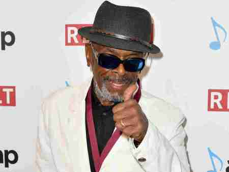 Songwriter, producer and singer Leon Ware at the 2016 ASCAP Rhythm & Soul Awards in Beverly Hills, Calif. in June 2016. Ware died TKTK. Earl Gibson III/Getty Images