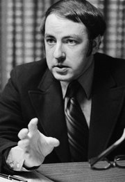 Mr. Ailes in 1971. Credit Jerry Mosey/Associated Press