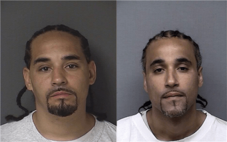 Ricky Amos (left) and Richard Jones (right) (Kansas Department of Corrections)