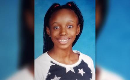 "Abbiegail ""Abbie"" Smith, 11, of Keansburg, was found dead Thursday morning in the back area of the Hancock Arms Apartments in Keansburg, where Smith lived with her mother. The death is being investigated as a homicide. (Keansburg Police Department)"