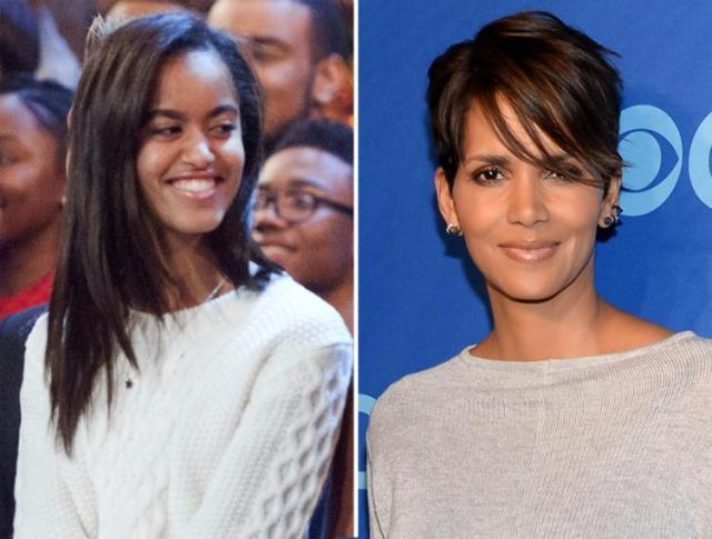 malia-obama-assists-extant-halle-berry