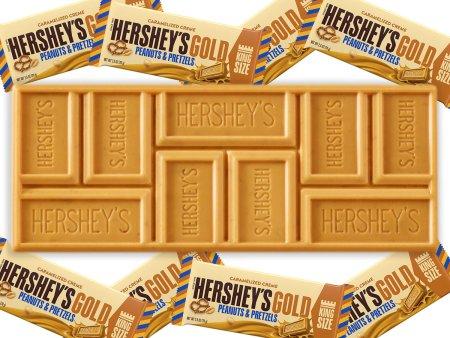 hersheys-gold