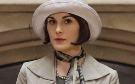 Michelle Dockery as Lady Mary Crawley CREDIT: CARNIVAL FILMS