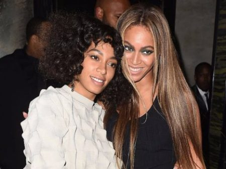 Solange and Beyoncé performed this weekend at Coachella. Mike Windle/Getty Images