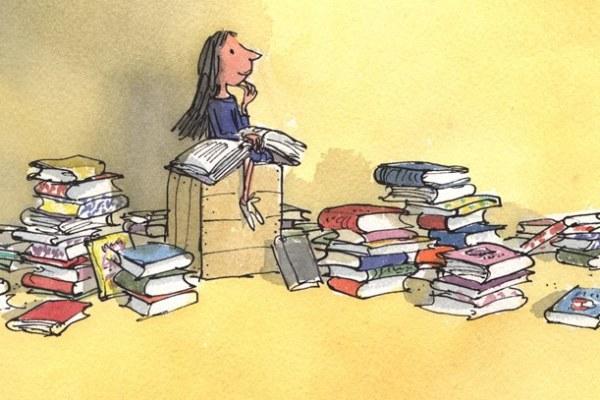Literature fiction books