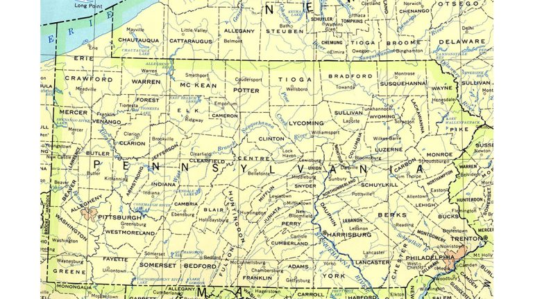 Why does Pa have so many local governments?  Keystone Crossroads