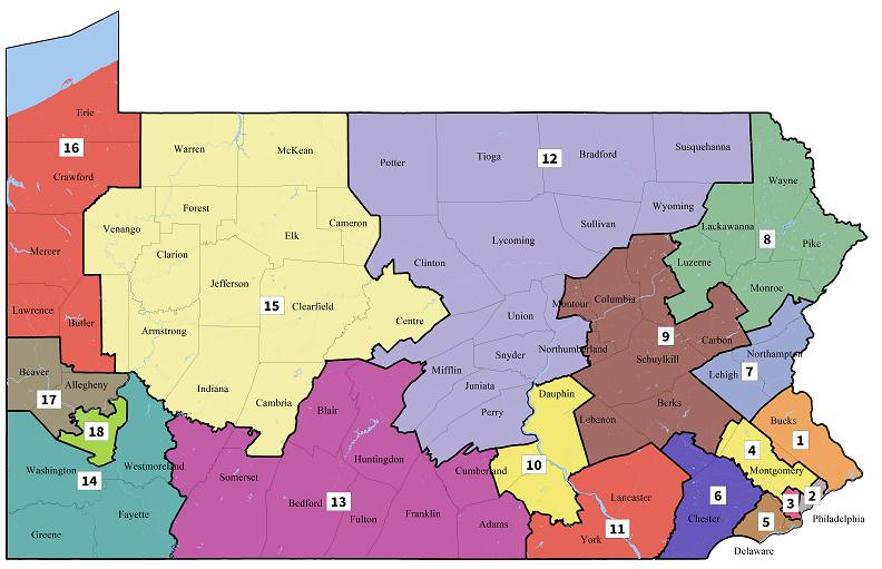 In boost for Democrats, Pa Supreme Court dramatically overhauls