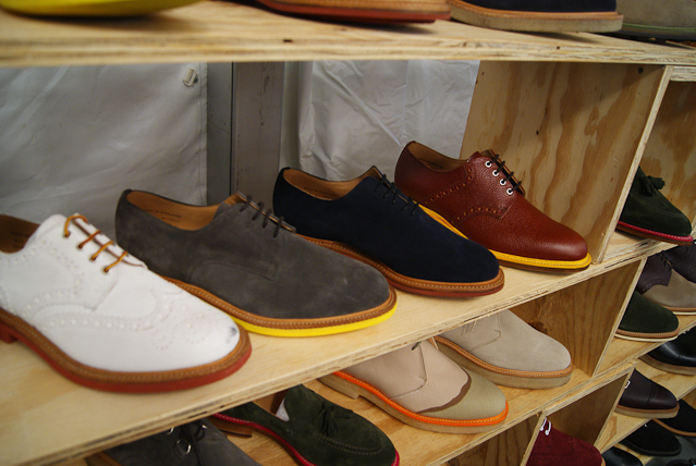 dsc05018 Mark McNairy footwear Spring/Summer 2012
