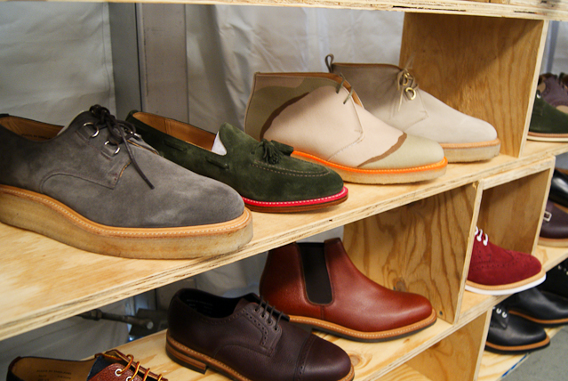 dsc05019 Mark McNairy footwear Spring/Summer 2012