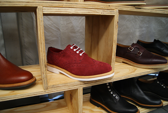 dsc05023 Mark McNairy footwear Spring/Summer 2012