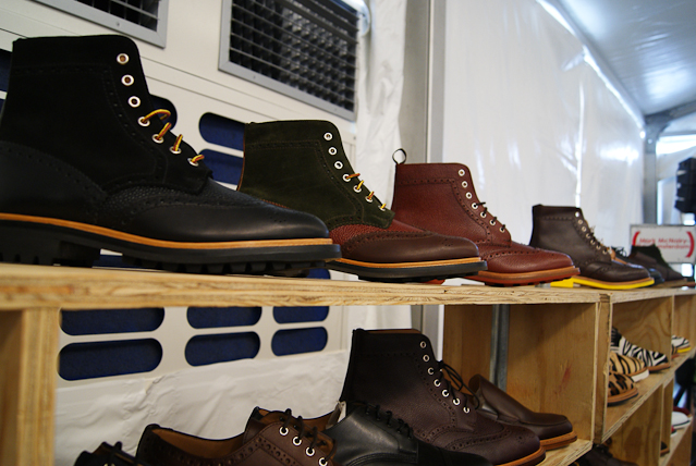 dsc05027 Mark McNairy footwear Spring/Summer 2012