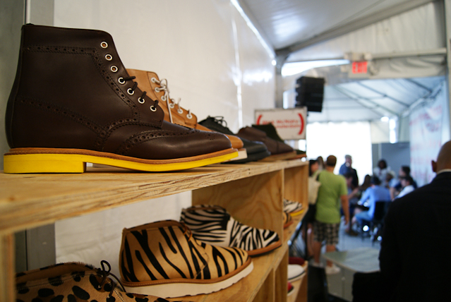 dsc05029 Mark McNairy footwear Spring/Summer 2012