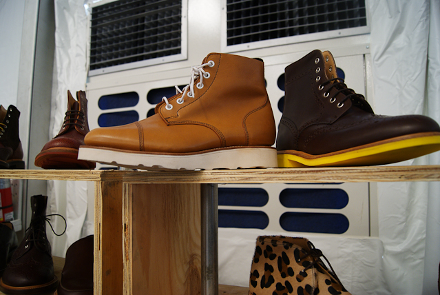 dsc05031 Mark McNairy footwear Spring/Summer 2012