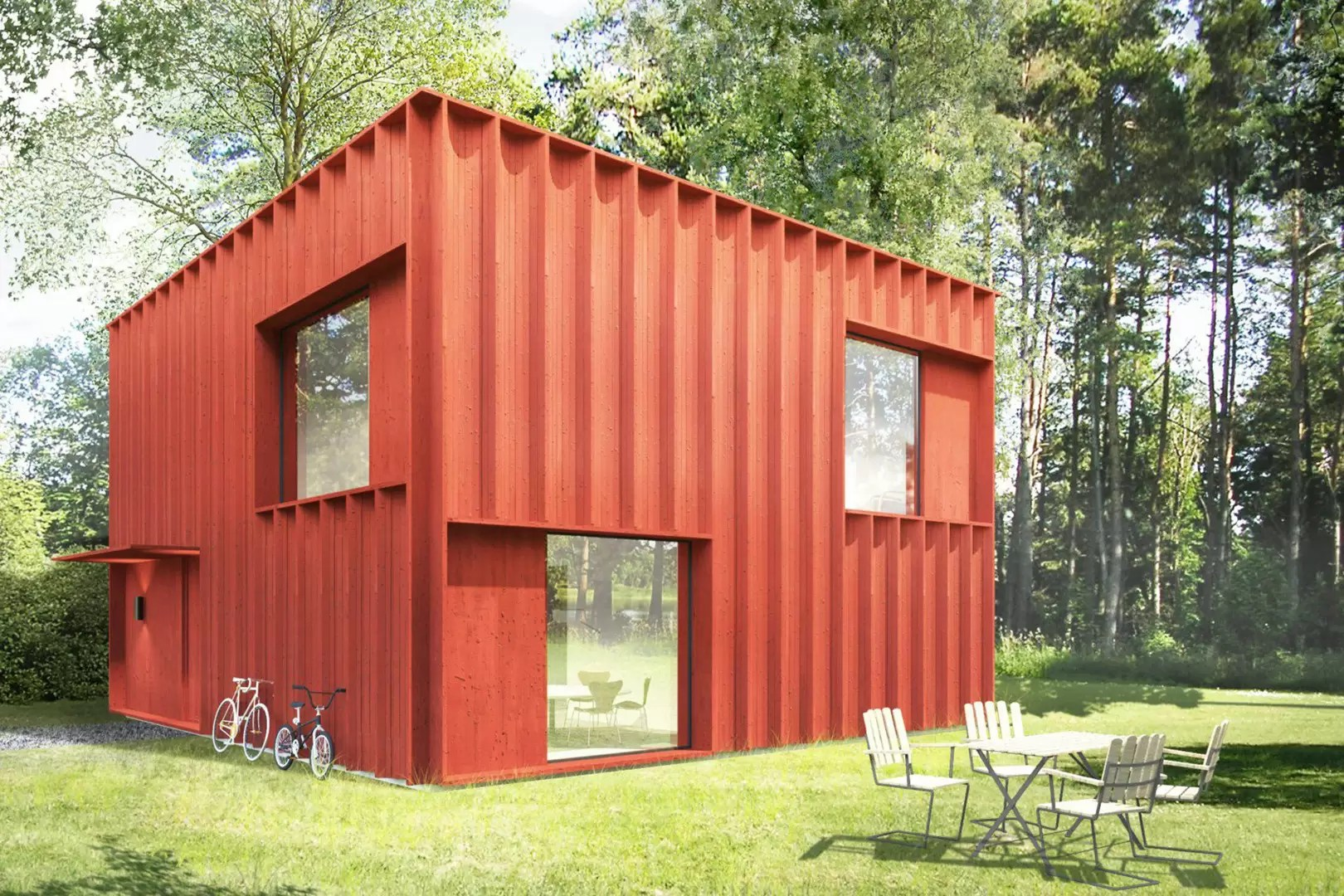 Sweden Houses Design Sweden Has Designed Its Dream House And It S Gorgeous Wired Uk