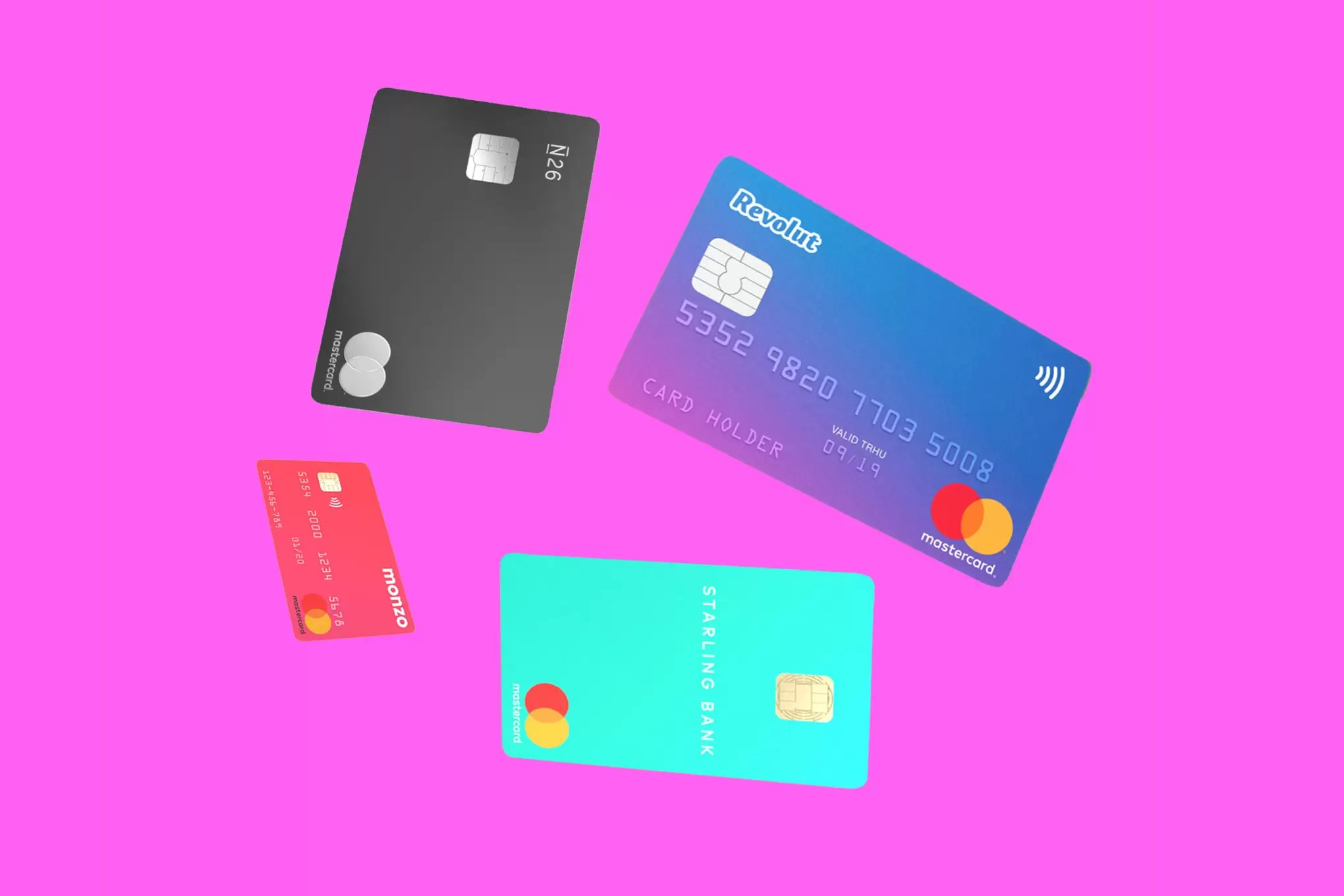 Cash Pool Gmbh How Monzo Revolut Starling And N26 Plan To Topple Legacy