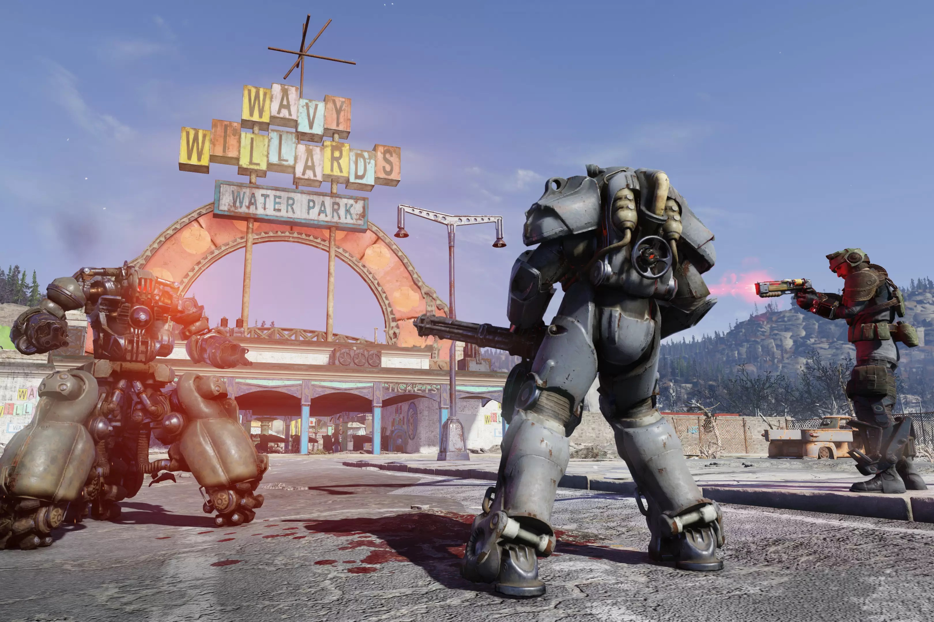 Fallout 76 Fallout 76 Review The Online Gamble Has Wrecked The Apocalypse