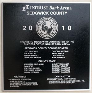 Intrust Bank Arena, Wichita, KS