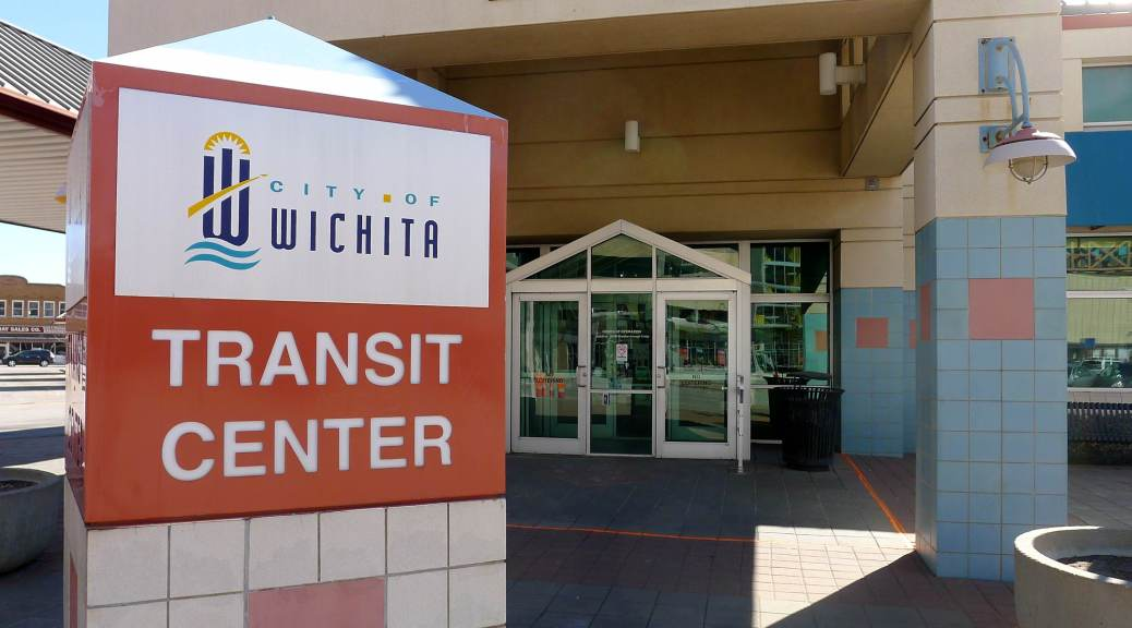 Wichita Transit Center, 2014.