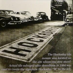 Hockaday sign explanation