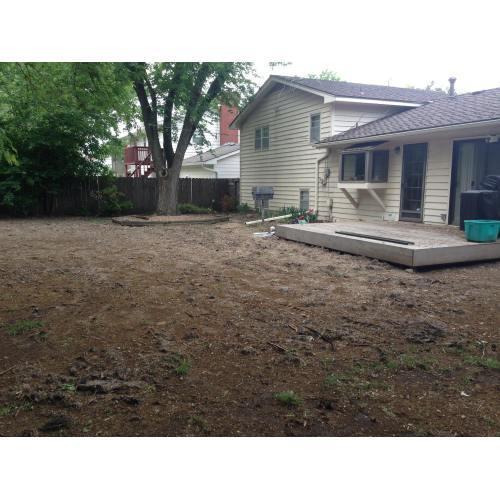 Medium Crop Of How To Grade A Yard