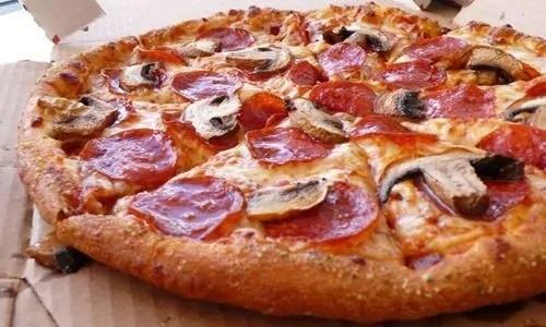 Dominos deal Large two-topping for $599