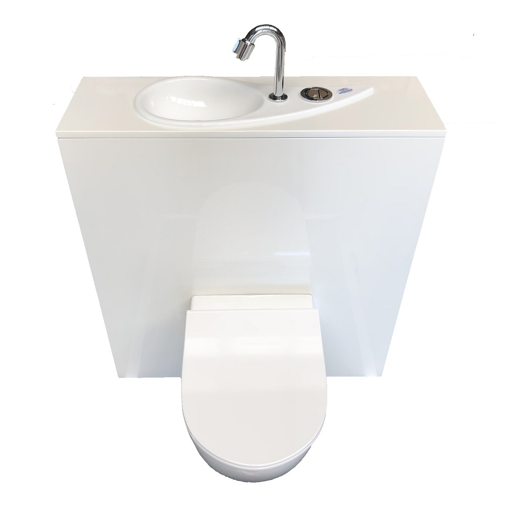 Wc Suspendu Geberit Avec Lave Main Wici Free Flush Wc Suspendu Geberit Avec Lave Mains Design