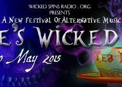 Alice's Wicked Tea Party Festival 29/30 May