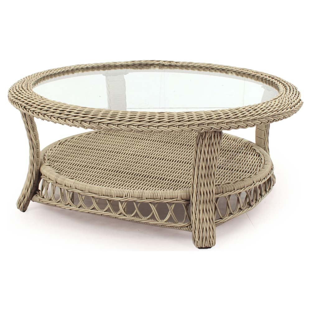 Rattan Table South Sea Rattan Arcadia Wicker Coffee Table