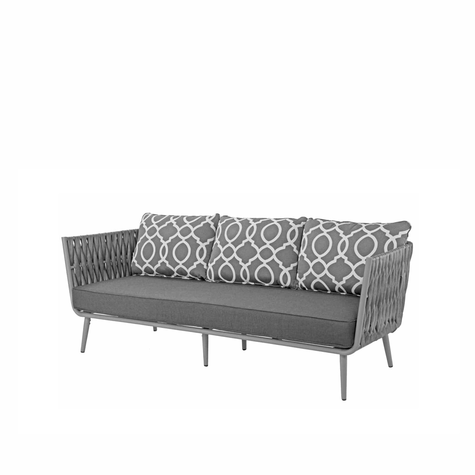 Outdoor Sofa Rattan Source Outdoor Aria Wicker Sofa