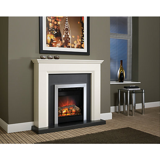 Be Modern Westcroft Electric Fire Suite Wickescouk