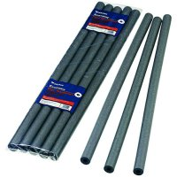 Wickes Economy Pipe Insulation 15 x 1000mm - Pack of 5 ...