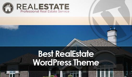 Best Real Estate Wordpress Theme WP Themes for Realtors (2018)