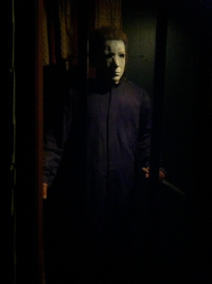 """Jason from """"Friday the 13th""""."""