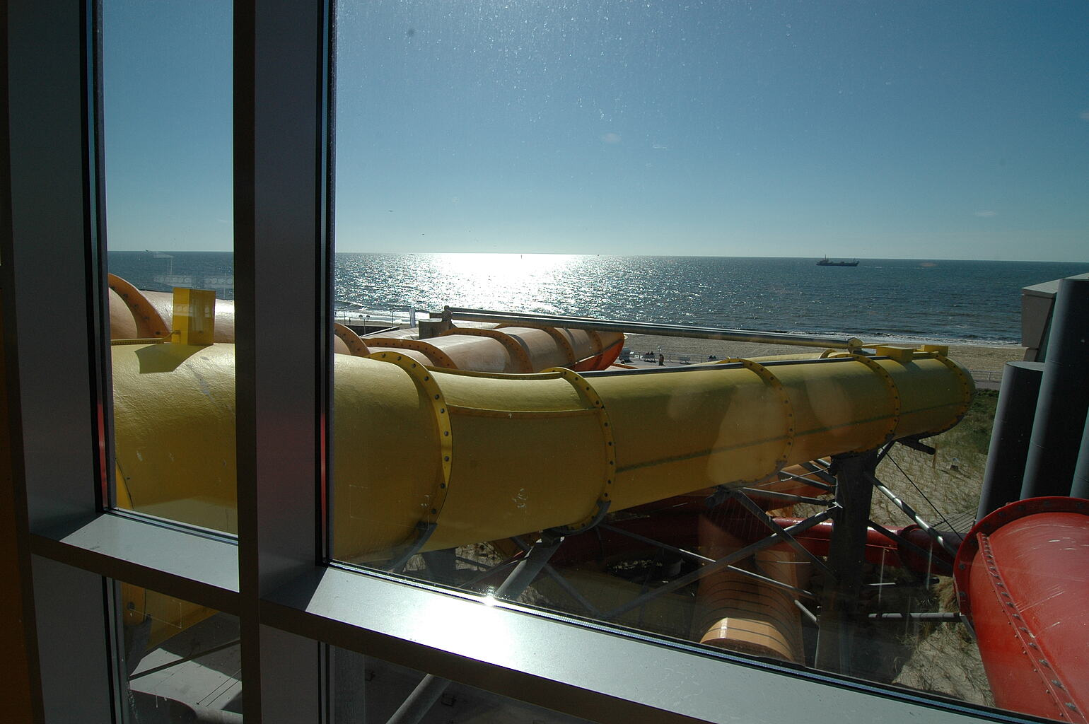 Wiegand Sylt Water Slide Supplier: Wiegand.waterrides: Sylter Welle Westerland